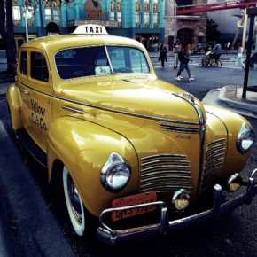 taxi-véhicule